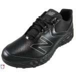 New Balance V3 All-Black Low-Cut Umpire Base Shoes