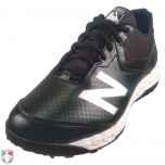 New Balance V3 MLB Black & White Low-Cut Umpire Base Shoes