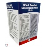 NCAA Designated Hitter Rule & Challenge Reference Card