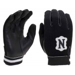 Neumann All-Black Officials Gloves