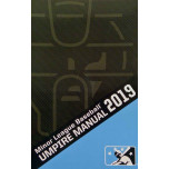 Minor League Baseball Umpire Manual / Rulebook