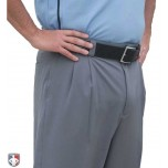 Smitty Performance Poly Spandex Medium Grey Base Umpire Pants