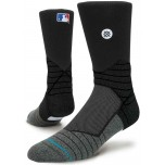 Stance MLB Diamond Pro Crew Socks - Black