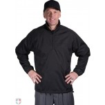 Smitty MLB Replica Convertible Umpire Jacket - Black