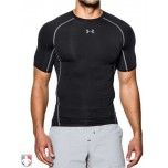Under Armour HeatGear Short Sleeve Compression Shirt