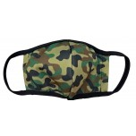 Camo Reusable Cloth Face Mask by Smitty