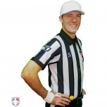 "Smitty CFO College 2"" ""Body Flex"" Short Sleeve Football Referee Shirt with 150 Year Anniversary Logo"