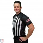 Smitty NCAA Performance Mesh Basketball Referee Shirt