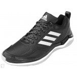 Adidas Speed Trainer 3.0 SL Black & Silver Field Shoes