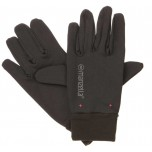 Manzella All-Black Ultra Max Gloves