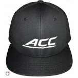 ACC Pulse Performance FlexFit Combo Plate / Base Umpire Cap - 4 Stitch