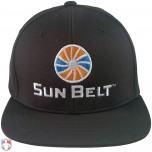 SUNBELT Pulse Performance FlexFit Combo Plate / Base Umpire Cap - 4 Stitch