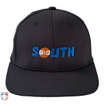 BIG SOUTH Pulse Performance FlexFit Base Umpire Cap - 6 Stitch