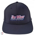 BIG WEST Pulse Performance Flexfit Base Umpire Cap - 6 Stitch