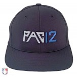PAC12 Pulse Performance FlexFit Base Umpire Cap - 6 Stitch