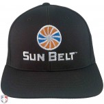 SUNBELT Pulse Performance FlexFit Base Umpire Cap - 6 Stitch