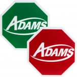 Adams Wrestling Flip Disk - Red & Green