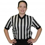 Smitty Performance Mesh V-Neck Women's Referee Shirt