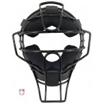 Diamond ECLIPSE All-Black iX3 Aluminum Umpire Mask
