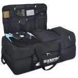 "Champro 36"" Umpire Equipment Bag on Wheels"