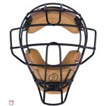 Force3 V2 Defender Umpire Mask with Tan