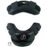 Force3 Defender v2 Umpire Mask Replacement Pads - Black