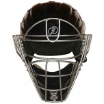 Force3 V2 Silver Defender Hockey Style Umpire Helmet