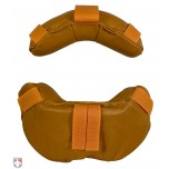 All-Star FM4000MAG Umpire Mask Replacement Pads - Deerskin