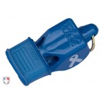 Fox 40 Blue Classic Referee Whistle with CMG