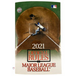 2021 Official Major League Baseball (MLB) Rulebook