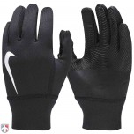 Nike All-Black Therma Gloves
