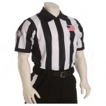 South Carolina (SCFOA) Short Sleeve Football Referee Shirt