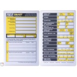 RefSmart Football Referee Severe Weather Restart Card