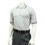 Smitty Pro Knit Umpire Shirt - Grey