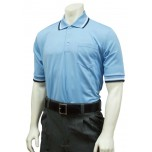 Smitty Pro Knit Umpire Shirt - Powder Blue