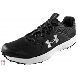 Under Armour Yard Turf Black & White Field Shoes