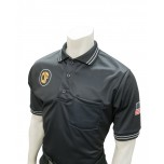 California (CIF) Umpire Shirt - Black