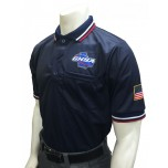 Georgia (GHSA) Short Sleeve Umpire Shirt - Navy