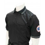 Kansas (KSHSAA) Umpire Shirt - Black