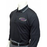 Kentucky (KHSAA) Long Sleeve Umpire Shirt - Black
