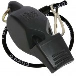"Fox 40 Classic ECLIPSE Referee Whistle With 9"" PTS Lanyard"