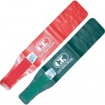 Wrestling Tournament Ankle Bands - Red and Green