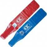 Wrestling Tournament Ankle Bands - Red and Blue