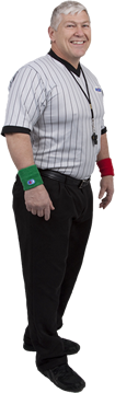 Wrestling Referee Equipment