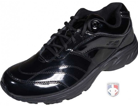 3N2 Reaction Patent Leather Basketball Referee Shoes