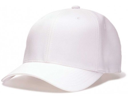 487-RW Richardson Cool Dry Pulse Flexfit White Referee Cap