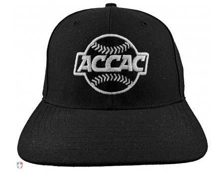 Arizona Community Conference Athletic Conference (ACCAC) Baseball Umpire Cap Front View