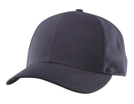 550 Richardson Wool Blend Fitted Base Umpire Cap - 8 Stitch