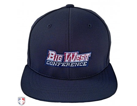 BIG WEST PULSE PERFORMANCE FLEXFIT COMBO PLATE / BASE UMPIRE CAP