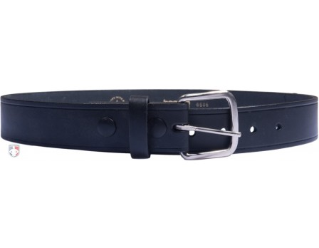 "6606 1 1/2"" Genuine Leather Referee / Umpire Belt"